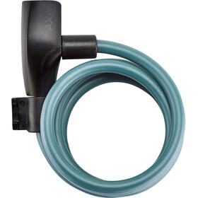 Axa Resolute 8 Candado de Cable Ø8mm 120cm, azul